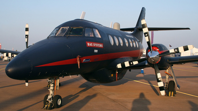 A picture of GBWWW - BAe Jetstream 31 - [614] - © Graham Perkin