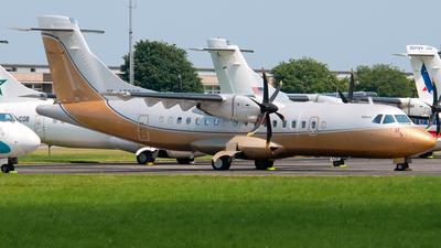 A picture of 4KAZ808 - ATR 42500 - [0673] - © Ricardo de Vries