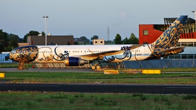 N182AQ - Boeing 767-3P6(ER) - Private