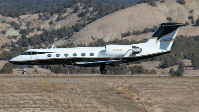 N721RL - Gulfstream G-IV(SP) - High Tech Aircraft