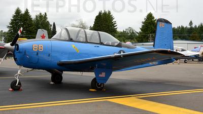 N84639 - Beechcraft T-34B Mentor - Private