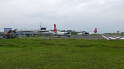 MPBO - Airport - Airport Overview