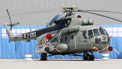 Z3352 - Mil Mi-8T Hip - India - Air Force