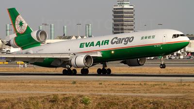 B-16111 - McDonnell Douglas MD-11(F) - Eva Air Cargo