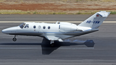 HB-VWM - Cessna 525 CitationJet 1 Plus - Private