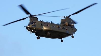 ZH902 - Boeing Chinook HC.3 - United Kingdom - Royal Air Force (RAF)