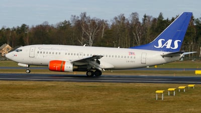 LN-RRY - Boeing 737-683 - Scandinavian Airlines (SAS)