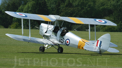 G-ANMY - De Havilland DH-82A Tiger Moth - Private