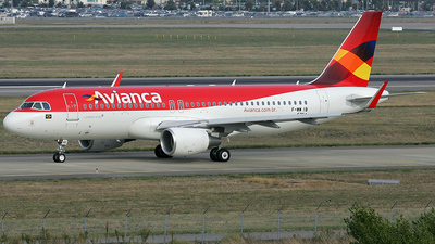 F-WWIB - Airbus A320-214 - Avianca Brasil