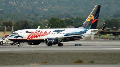 N748AL - Boeing 737-76N - Aloha Airlines