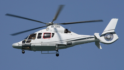 A7-HMD - Eurocopter EC 155B1 Kocoglu - Private