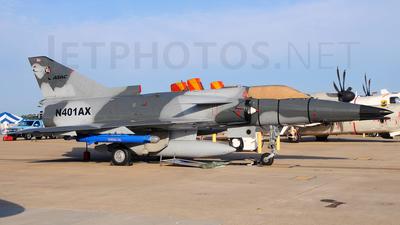 N401AX - IAI Kfir C2 - Airborne Tactical Advantage Company (ATAC)