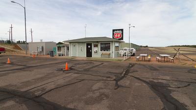 KPAN - Airport - Terminal