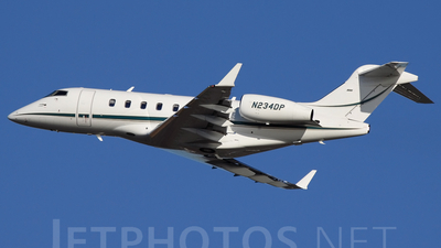 N234DP - Bombardier BD-100-1A10 Challenger 300 - Private
