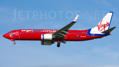VH-VUW - Boeing 737-8KG - Virgin Blue Airlines