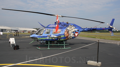 3C-OK - Bell OH-58B Kiowa - Austria - Air Force