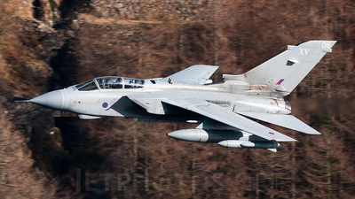 ZA410 - Panavia Tornado GR.4 - United Kingdom - Royal Air Force (RAF)