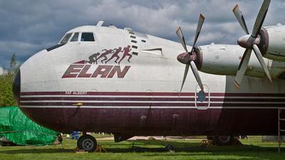 G-BEOZ - Armstrong Whitworth 650 Argosy - Elan Air