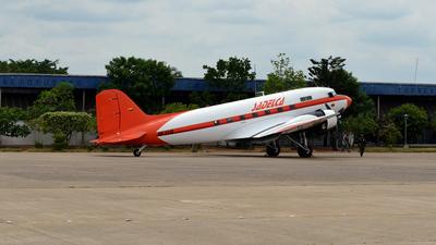 HK-1149 - Douglas DC-3C - Sadelca - Servicio Aéreo del Caquetá