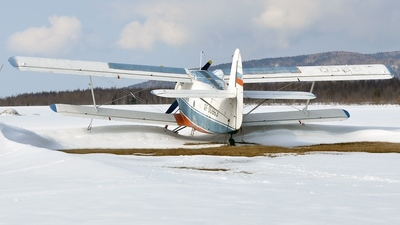 RF-00863 - Antonov An-2 - Russia - Defence Sports-Technical Organisation (ROSTO)