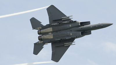 8325 - Boeing F-15SG Strike Eagle - Singapore - Air Force