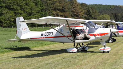 A picture of GCBPD - Ikarus C42 - [PFA 32213863] - © Ian Howat