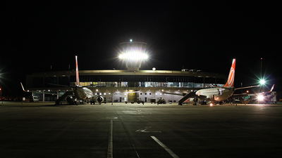 SBMG - Airport - Ramp