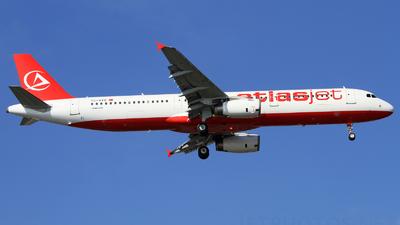 TC-ATG - Airbus A321-231 - AtlasJet