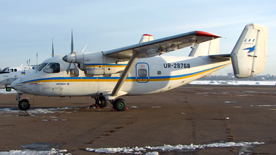 UR-28768 - Antonov An-28 - Ukraine Central Air Club