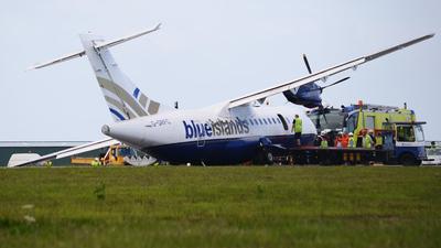 G-DRFC - ATR 42-300 - Blue Islands