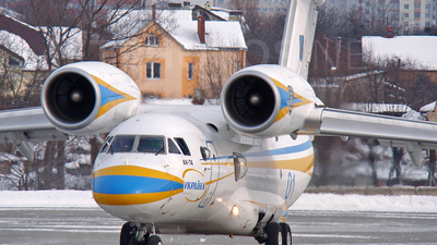 01 - Antonov An-74 - Ukraine - Ministry of Internal Affairs