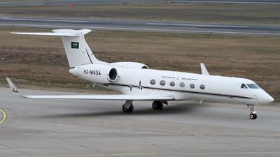 HZ-MS5A - Gulfstream G-V - Saudi Arabia - Aeromedical Evacuation