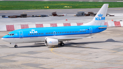 PH-BDP - Boeing 737-306 - KLM Royal Dutch Airlines