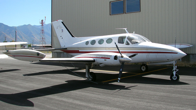 N31BS - Cessna 414 - Private