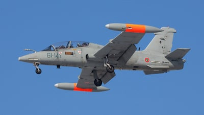 MM55073 - Aermacchi MB-339CD - Italy - Air Force