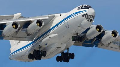 RA-76776 - Ilyushin IL-76MD - Russia - Air Force