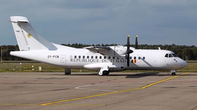 OY-PCN - ATR 42-300 - Chad - Government