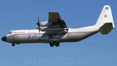 KAF323 - Lockheed L-100-30 Hercules - Kuwait - Air Force