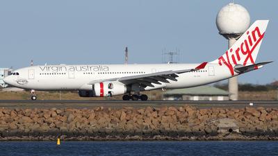 VH-XFB - Airbus A330-243 - Virgin Australia Airlines