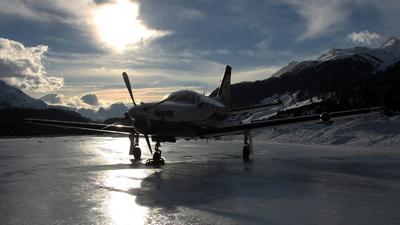 PH-UKK - Socata TBM-850 - RB Airlines