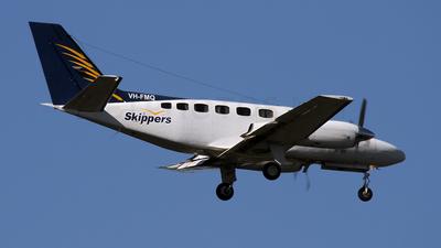 A picture of VHFMQ - Cessna 441 Conquest - [4410109] - © Brenden