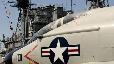 153030 - McDonnell Douglas QF-4N Phantom II - United States - US Navy (USN)