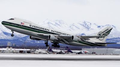 A picture of N470EV - Boeing 747273C - [20653] - © Kris V
