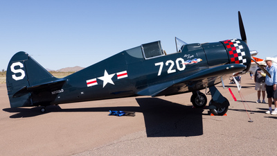N202LD - Canadian Car and Foundry Harvard Mk.IV - Private
