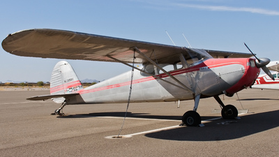 NC3956V - Cessna 170 - Private