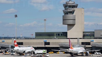 LSZH - Airport - Control Tower