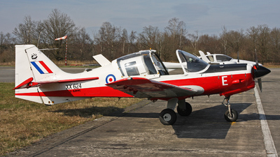 G-KDOG - Scottish Aviation Bulldog 121 - Private