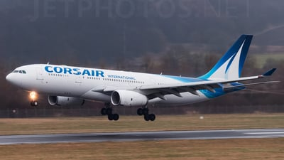 F-HCAT - Airbus A330-243 - Corsair International