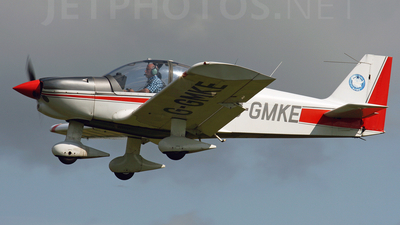 G-GMKE - Robin HR200/120B - Private