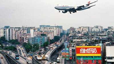 B-2456 - Boeing 747-4J6(M) - Air China